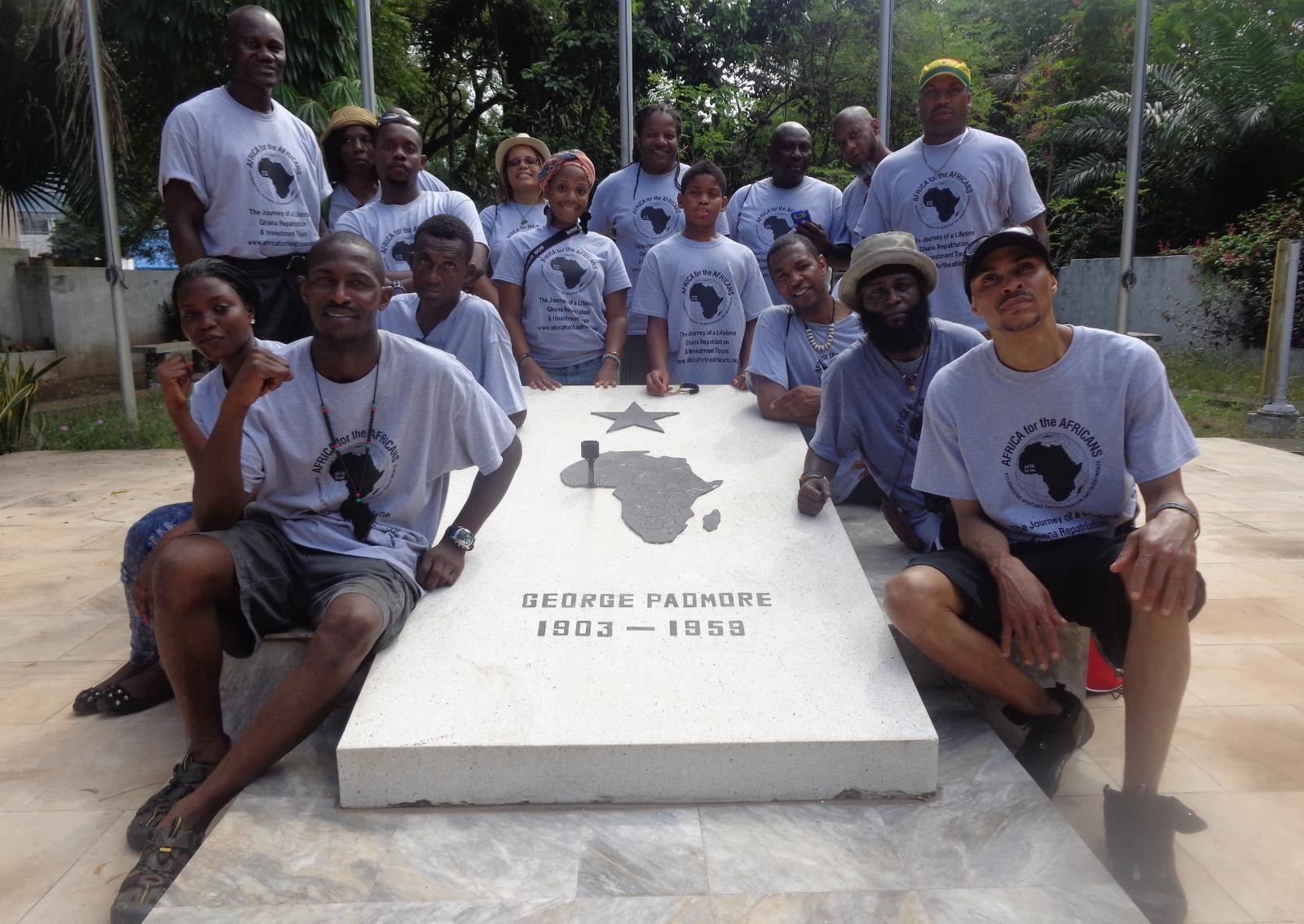 Ghana Repatriation & Investment Tour Group Oct 2014 - See more at: http://africafortheafricans.org/#sthash.BFqW93KD.dpuf