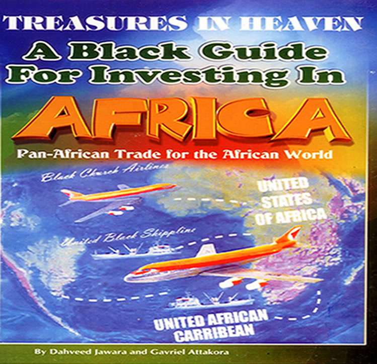 Treasures in Heaven: A Black Guide for Investing in Africa