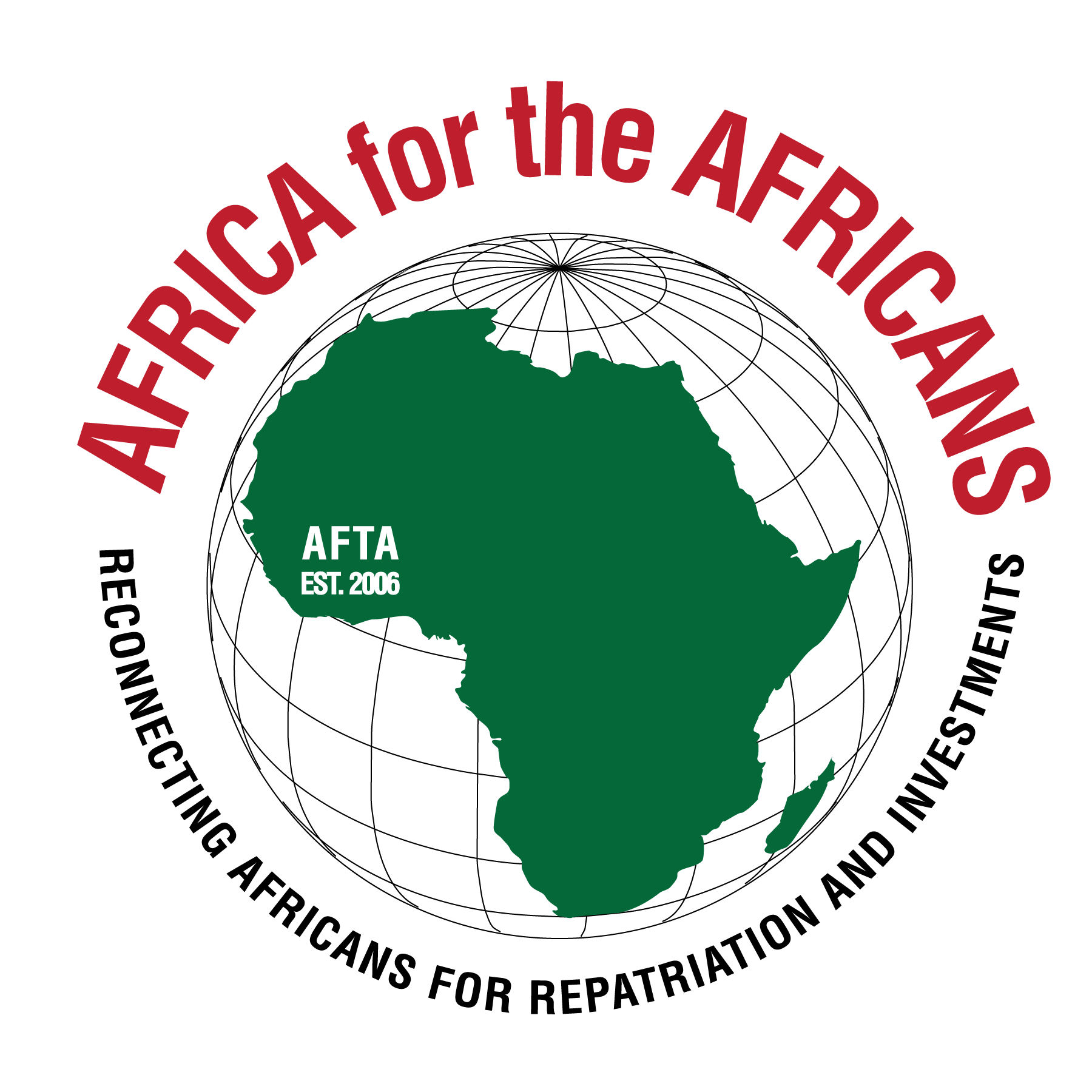 Africa for the Africans Logo